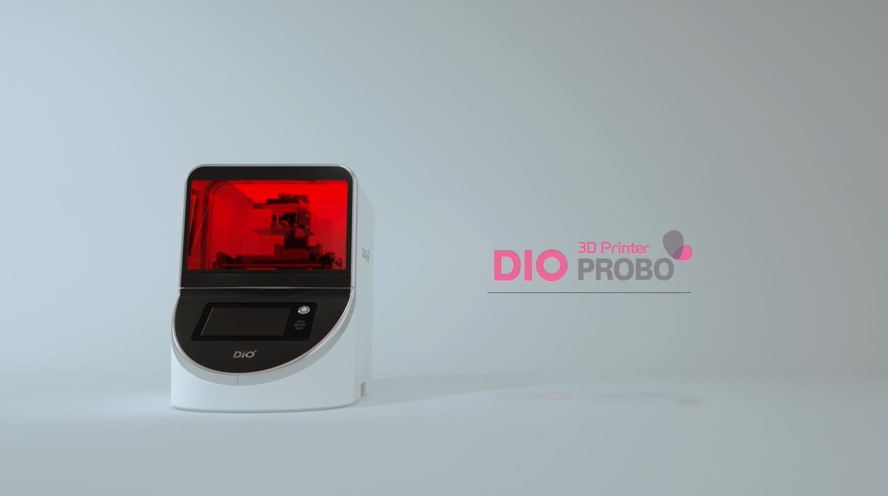DIO PROBO 3D打印机