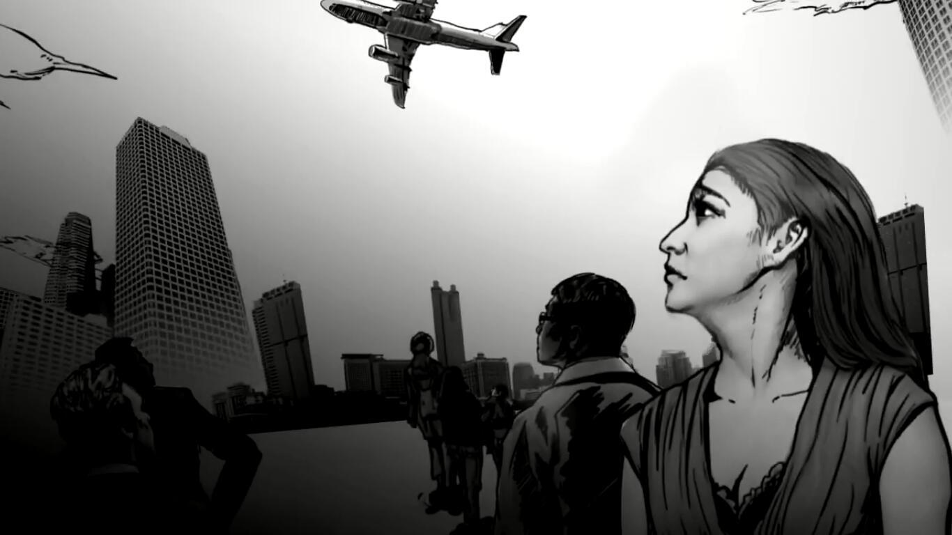国航宣传片《你离宁静有多远》