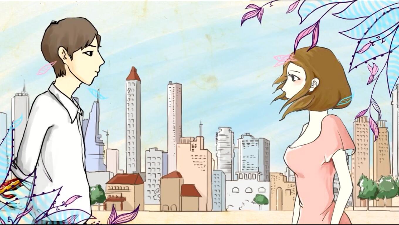 蒂兰圣雪动画广告