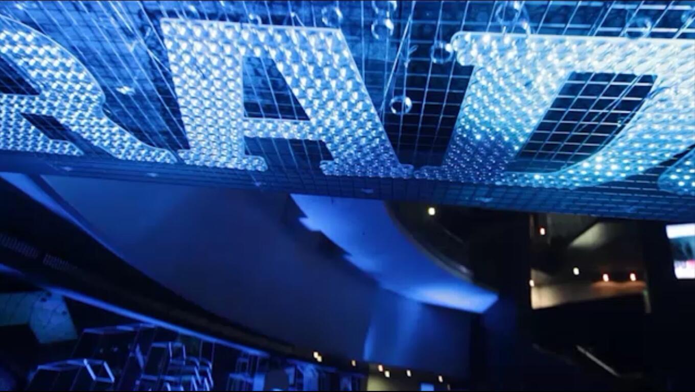 RADO D STAR发布会搭建现场